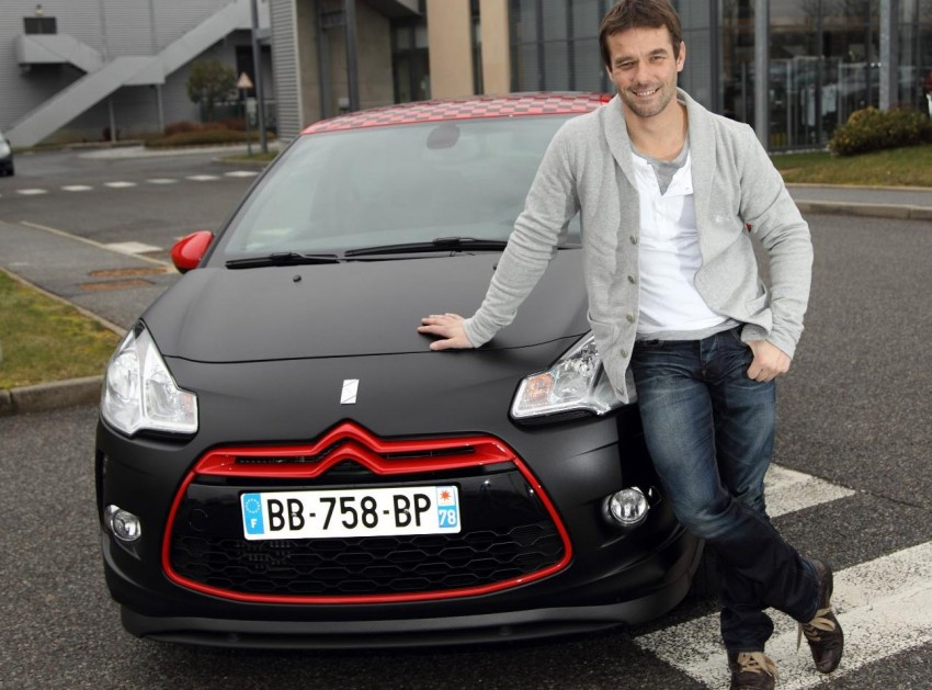 Citroën DS3 Racing S. Loeb limited edition – just 200 units Image #90358