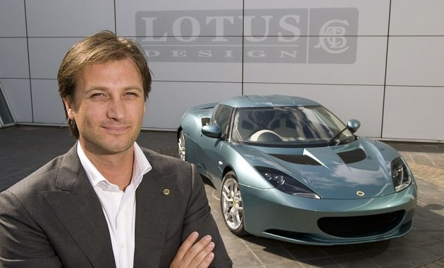 Sacked Lotus CEO Dany Bahar files claim against DRB Image #127260