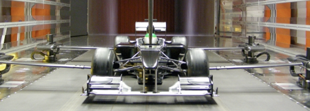 Lotus F1 Racing Car