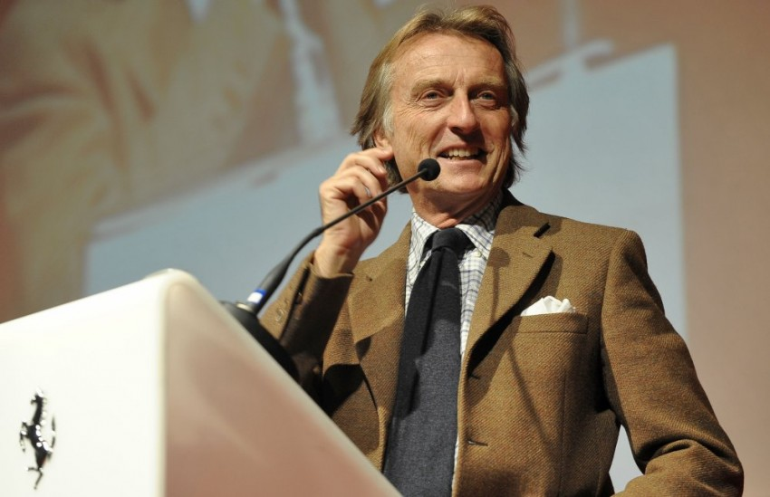 Luca di Montezemolo to run for Italian presidency in 2013 Image #81164