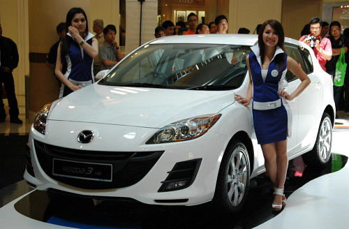 Mazda3 CKD launched – starts from RM99k for 1.6 sedan Image #54287