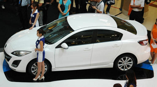 Mazda3 CKD launched – starts from RM99k for 1.6 sedan Image #54291
