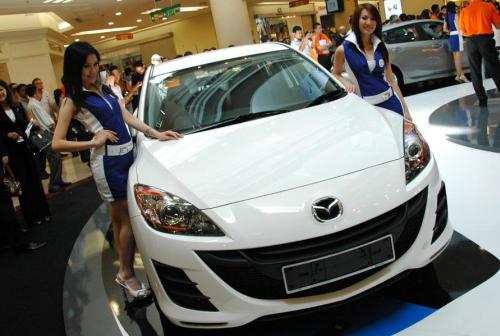 Mazda3 CKD launched – starts from RM99k for 1.6 sedan Image #54290