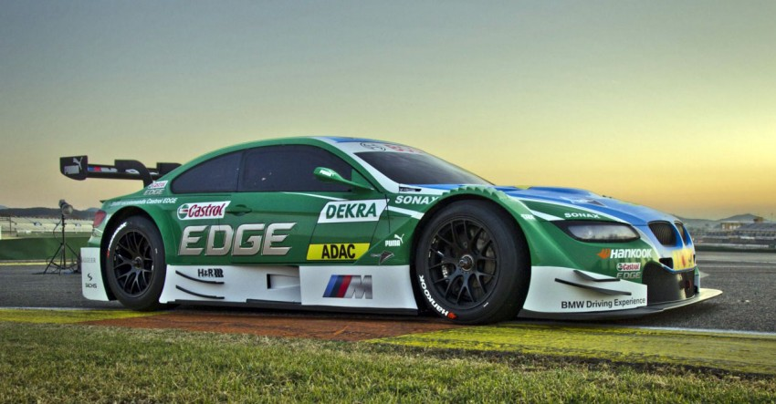 BMW unveils first DTM 2012 livery featuring Castrol EDGE Image #85859