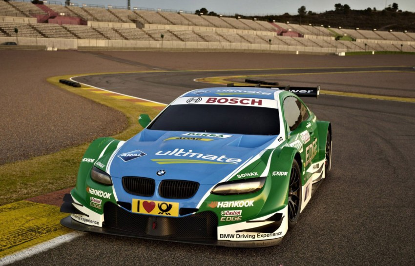 BMW unveils first DTM 2012 livery featuring Castrol EDGE Image #85860