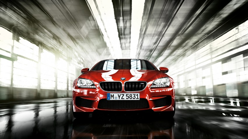F12/F13 BMW M6 Coupe and Convertible unveiled! Image #87342