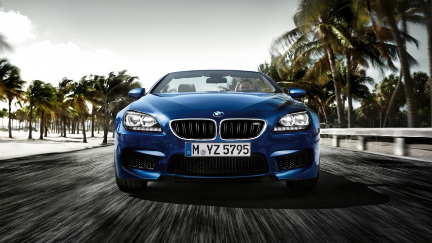 F12/F13 BMW M6 Coupe and Convertible unveiled! Image #87349