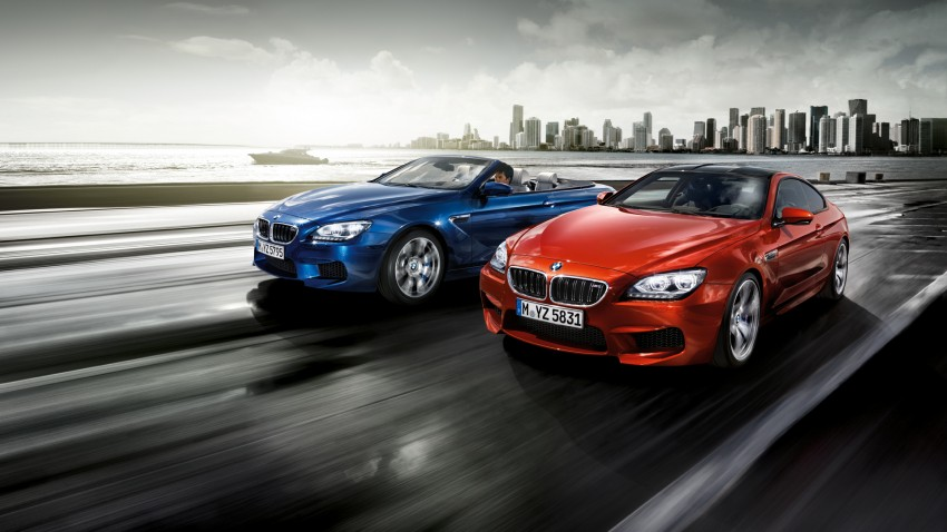 F12/F13 BMW M6 Coupe and Convertible unveiled! Image #87351