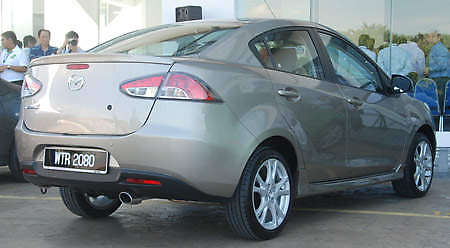 mazda 2 tyre specifications