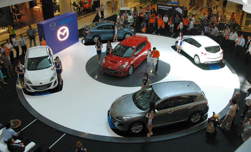 Mazda3 CKD launched – starts from RM99k for 1.6 sedan Image #54266