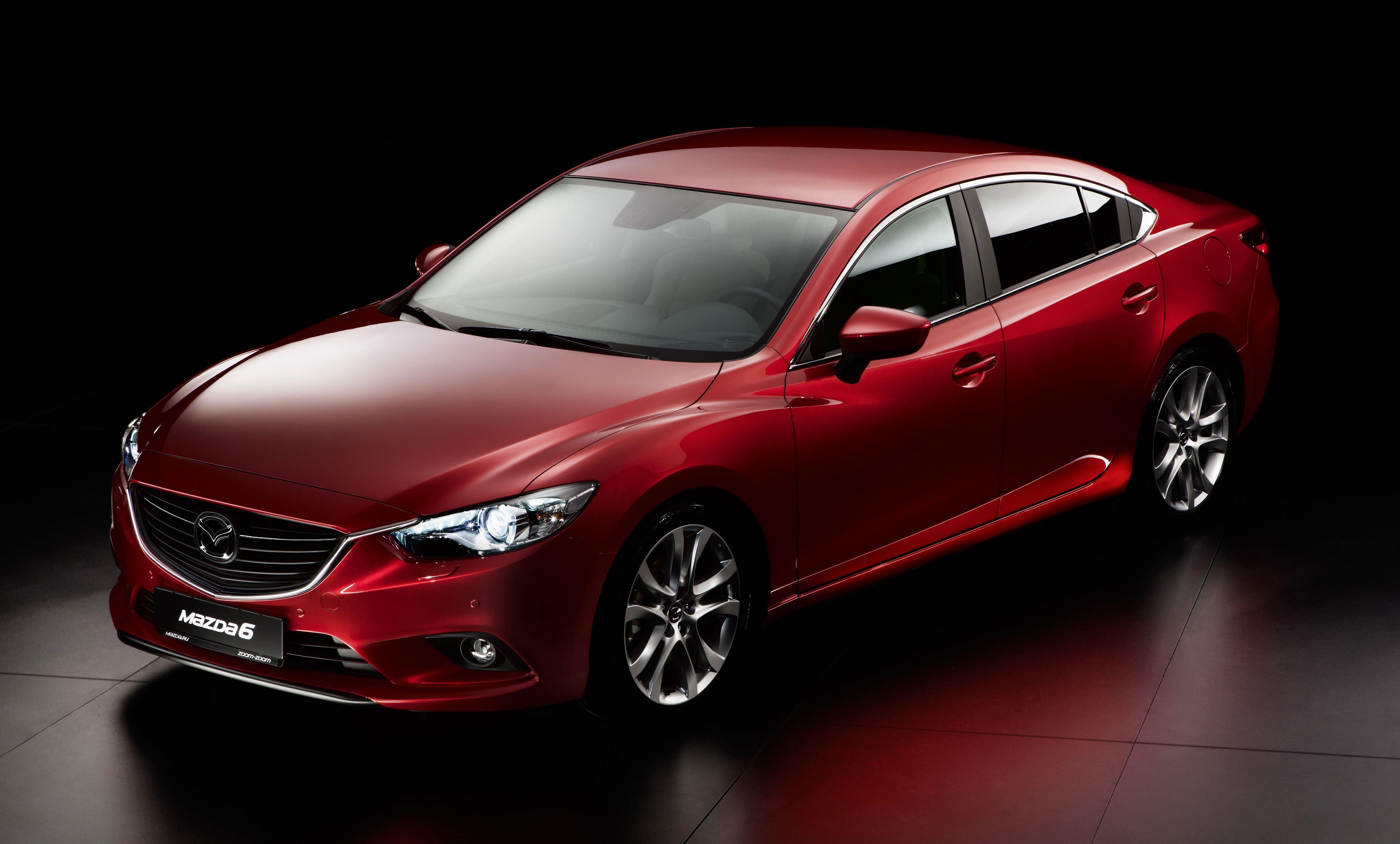 All-new Mazda 6 revealed – Skyactiv tech, Kodo design ...