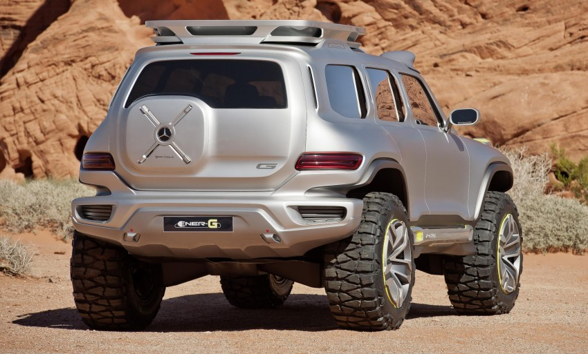 Mercedes-Benz Ener-G-Force – all buffed up for 2025 Image #141973