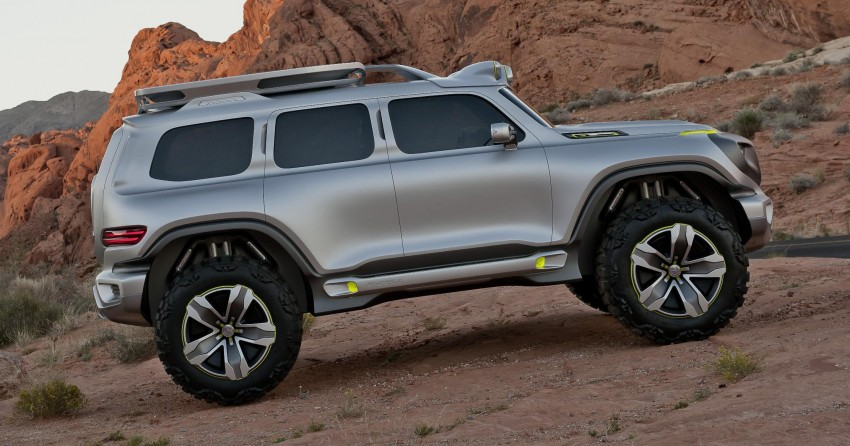 Mercedes-Benz Ener-G-Force – all buffed up for 2025 Image #141968
