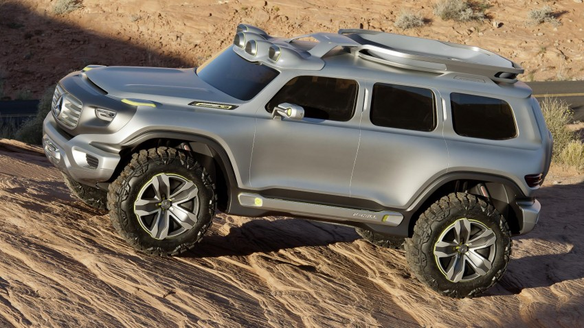 Mercedes-Benz Ener-G-Force – all buffed up for 2025 Image #141967