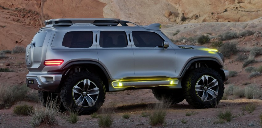 Mercedes-Benz Ener-G-Force – all buffed up for 2025 Image #141965