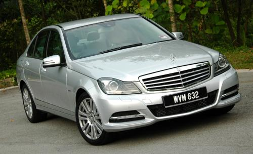 Mercedes Benz C Class W204 Facelift Arrives In Malaysia
