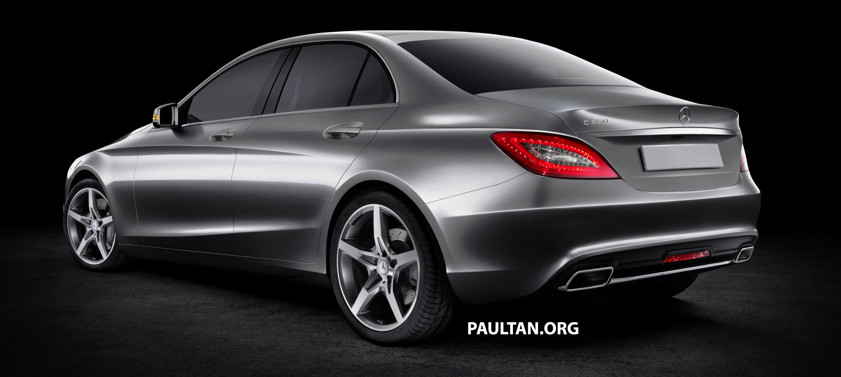 Current Value Of  Mercedes C