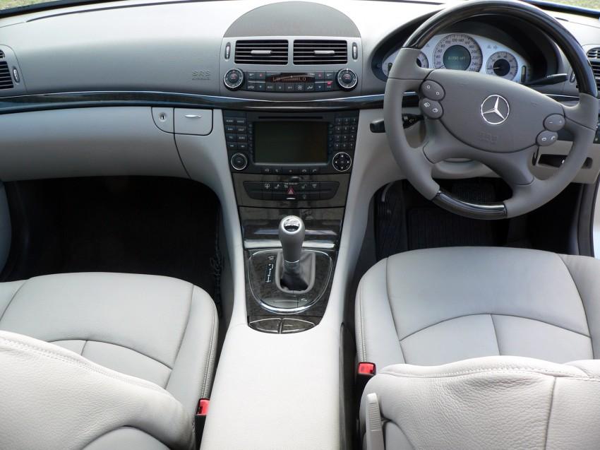 W211 Mercedes-Benz E230 Avantgarde Review Image #154928