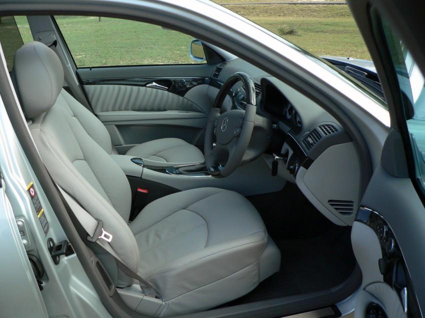 W211 Mercedes-Benz E230 Avantgarde Review Image #154930