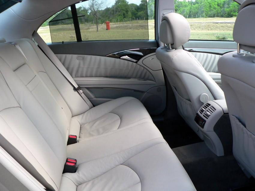 W211 Mercedes-Benz E230 Avantgarde Review Image #154931