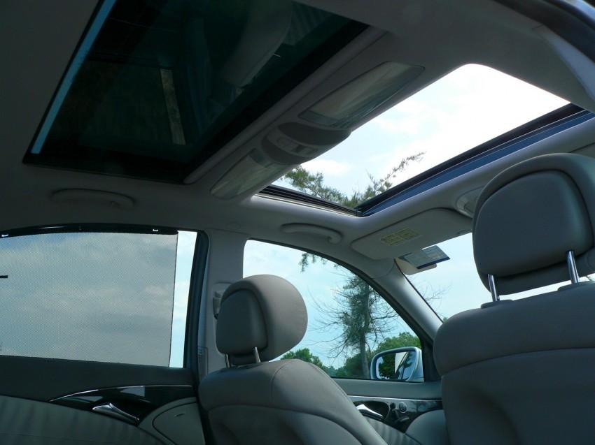 W211 Mercedes-Benz E230 Avantgarde Review Image #154932