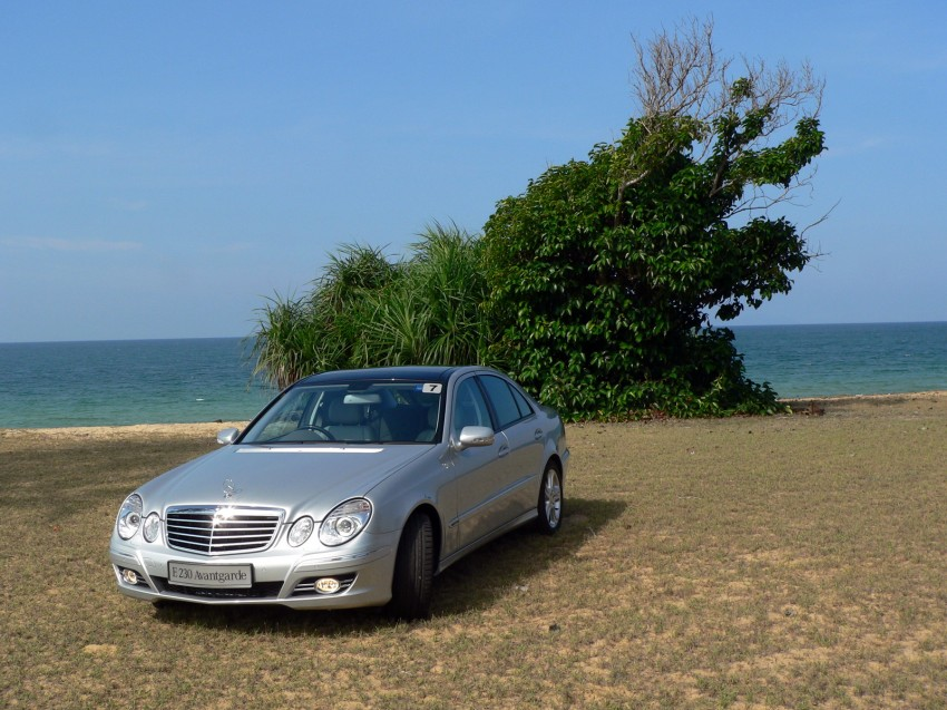W211 Mercedes-Benz E230 Avantgarde Review Image #154933