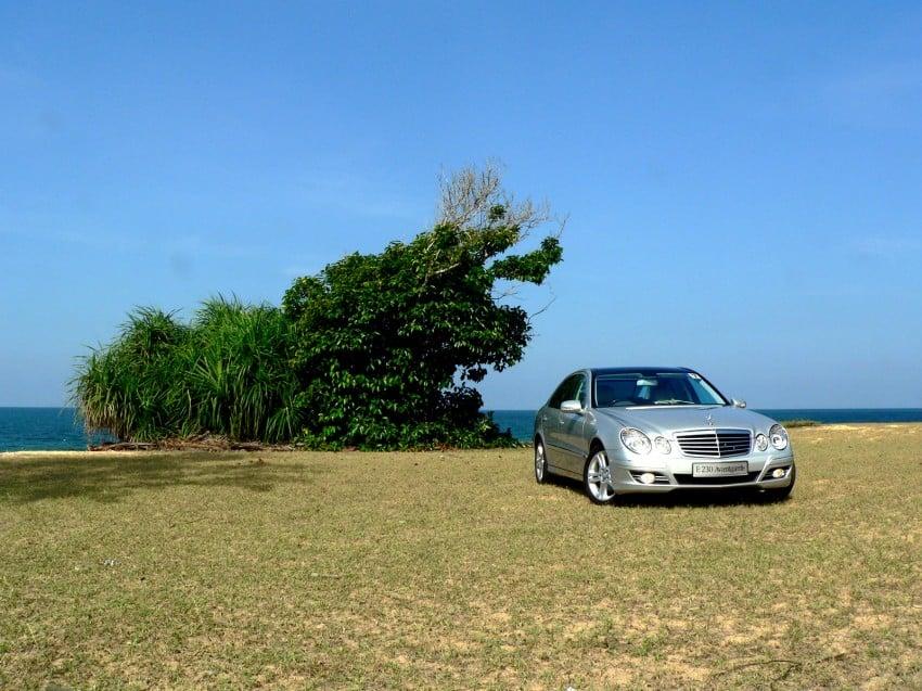 W211 Mercedes-Benz E230 Avantgarde Review Image #154934