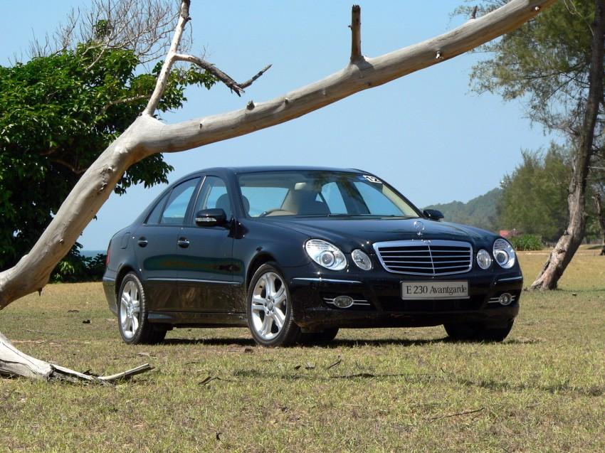 W211 Mercedes-Benz E230 Avantgarde Review Image #154939