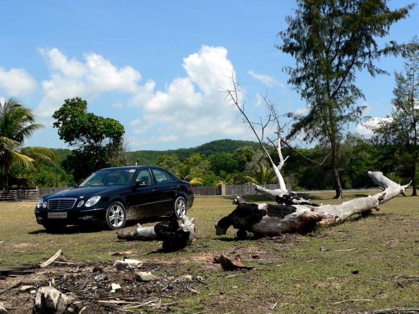 W211 Mercedes-Benz E230 Avantgarde Review Image #154943
