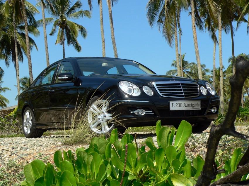W211 Mercedes-Benz E230 Avantgarde Review Image #154946