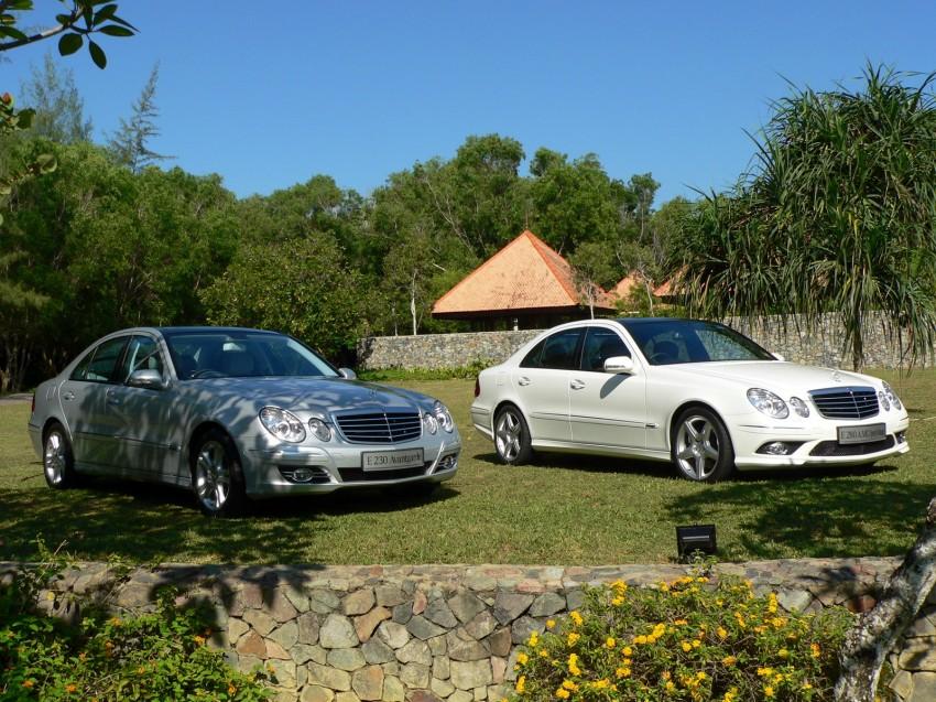 W211 Mercedes-Benz E230 Avantgarde Review Image #154947