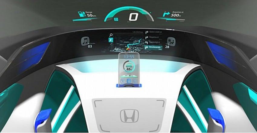 Honda Micro Commuter EV concept and Motor Compo two-wheel EV concept – twice the versatility, and fun Image #76394
