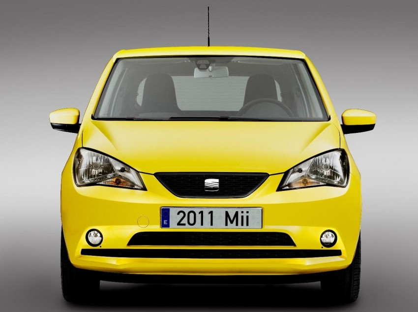 SEAT Mii – seating everyone with another Up! variant Image #71300