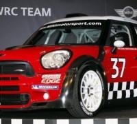 MINI John Cooper Works WRC 1