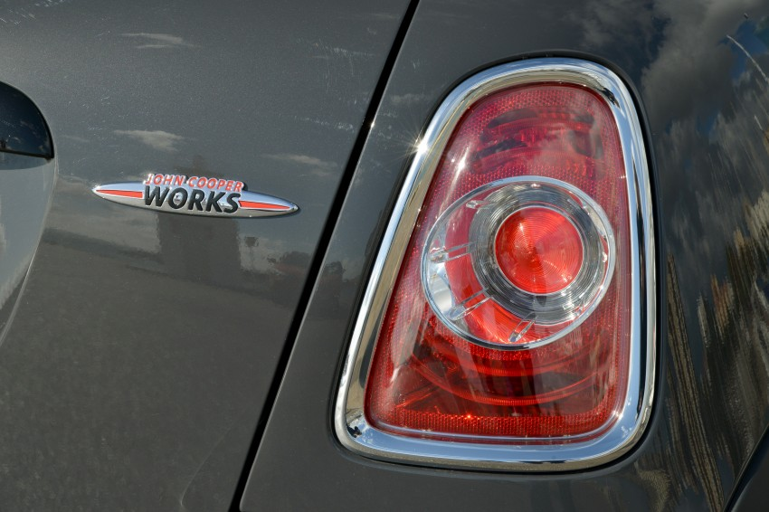 MINI John Cooper Works GP, the fastest MINI ever Image #140801