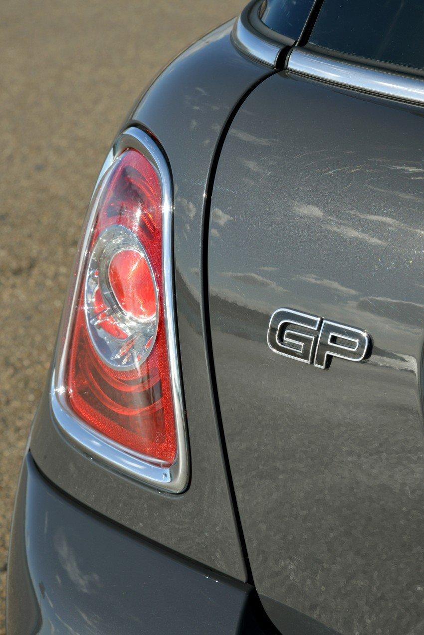 MINI John Cooper Works GP, the fastest MINI ever Image #140802
