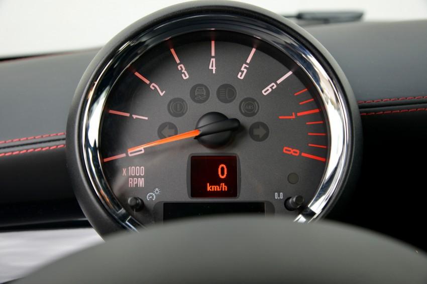MINI John Cooper Works GP, the fastest MINI ever Image #140817