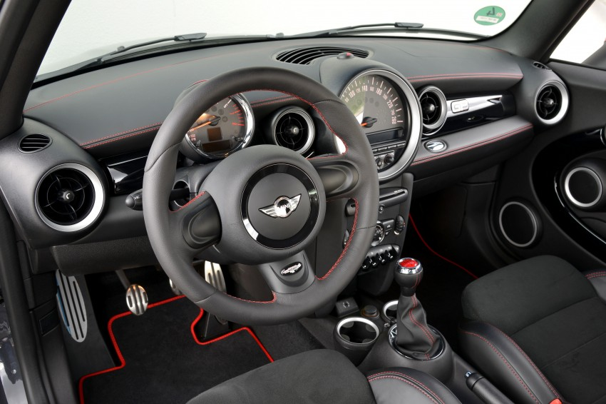 MINI John Cooper Works GP, the fastest MINI ever Image #140819