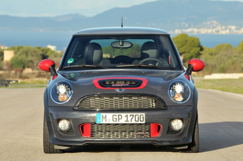 MINI John Cooper Works GP, the fastest MINI ever Image #140836