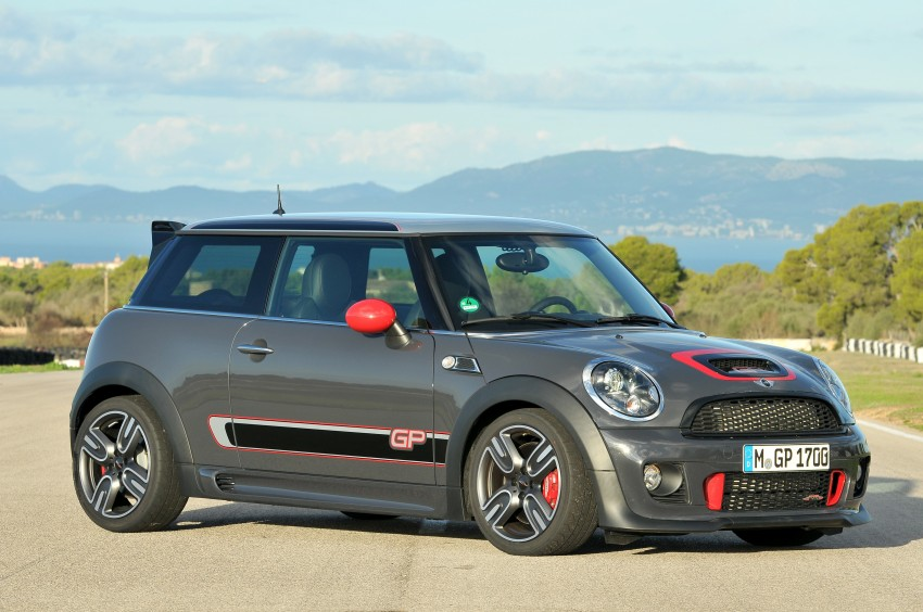 MINI John Cooper Works GP, the fastest MINI ever Image #140842