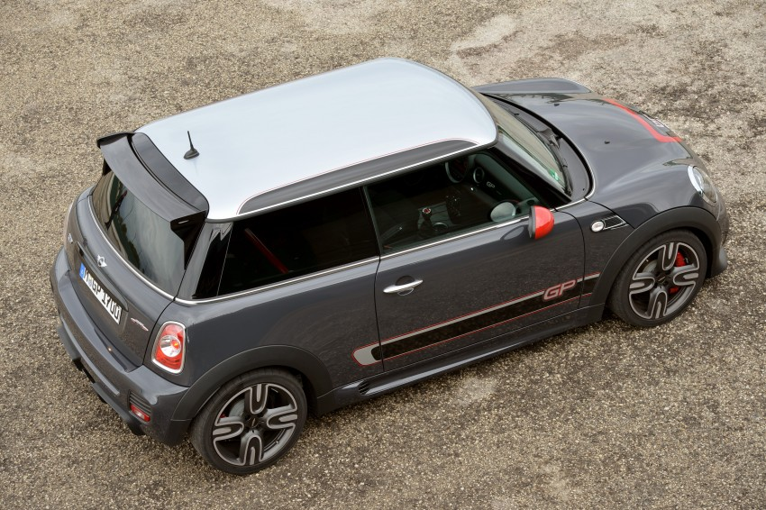 MINI John Cooper Works GP, the fastest MINI ever Image #140845