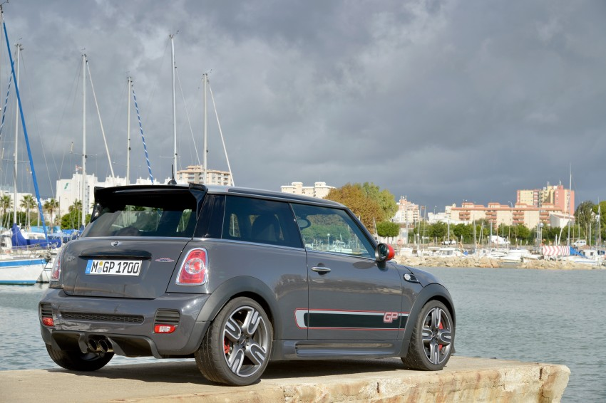 MINI John Cooper Works GP, the fastest MINI ever Image #140847