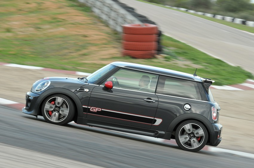 MINI John Cooper Works GP, the fastest MINI ever Image #140848