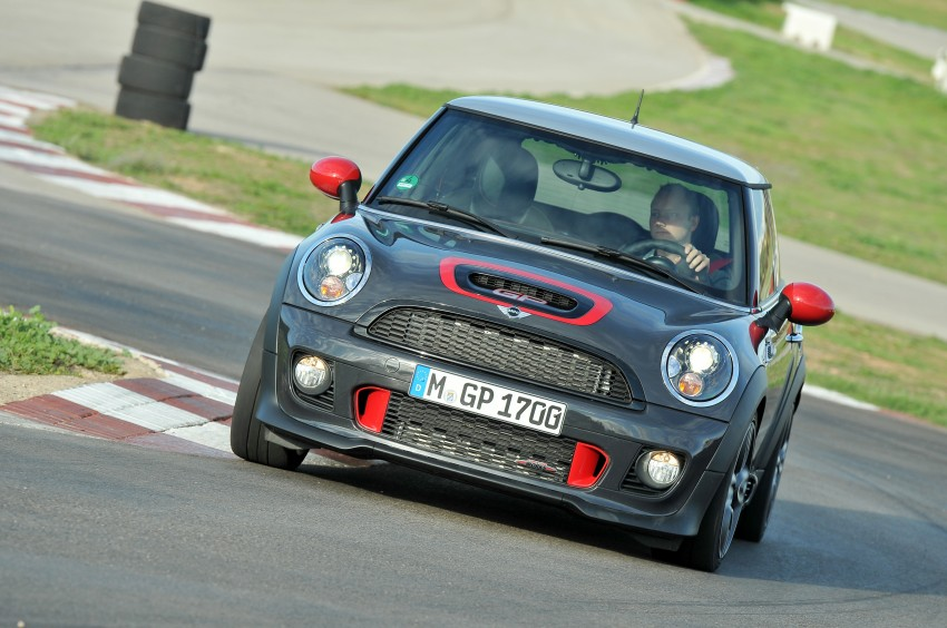 MINI John Cooper Works GP, the fastest MINI ever Image #140850