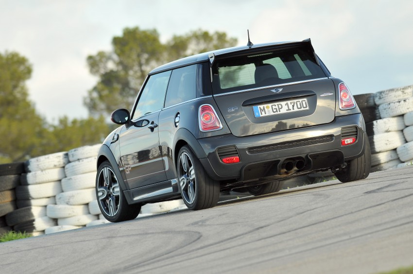 MINI John Cooper Works GP, the fastest MINI ever Image #140852