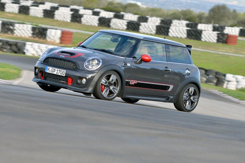 MINI John Cooper Works GP, the fastest MINI ever Image #140854