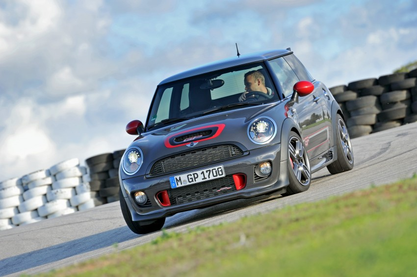MINI John Cooper Works GP, the fastest MINI ever Image #140855