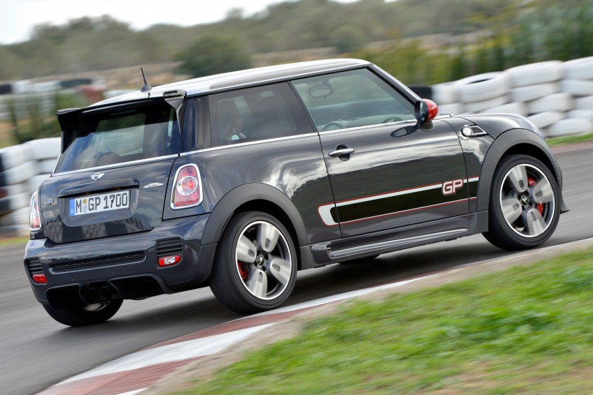 MINI John Cooper Works GP, the fastest MINI ever Image #140857