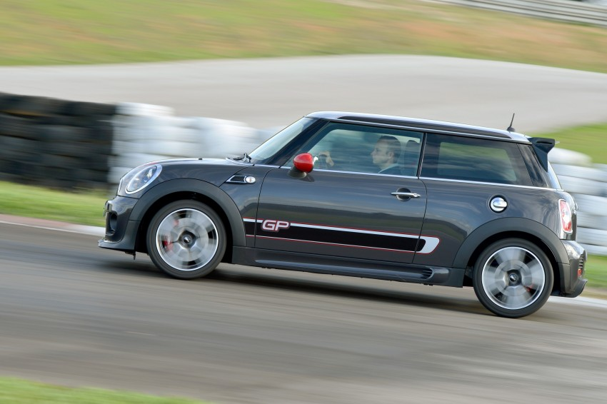 MINI John Cooper Works GP, the fastest MINI ever Image #140862