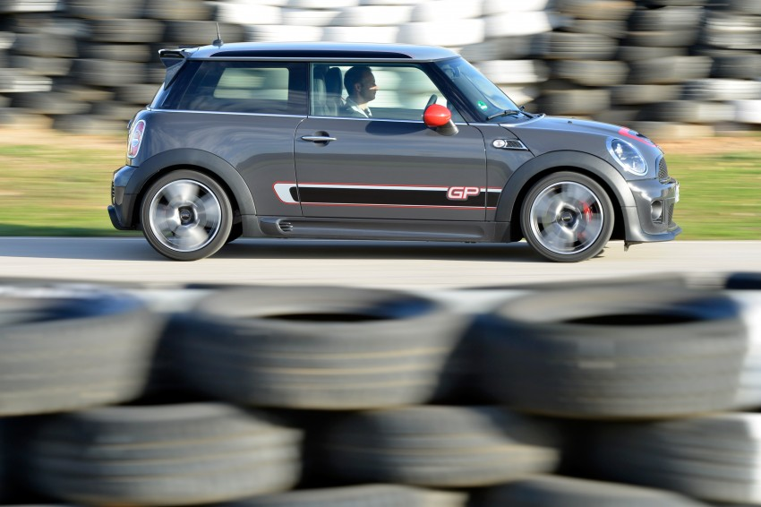 MINI John Cooper Works GP, the fastest MINI ever Image #140868